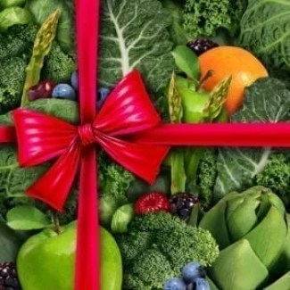 try a juice fast or a veggie fast to clean your colon after the holidays