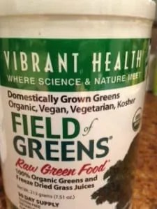 greens to help your body alkalize for better nutrition
