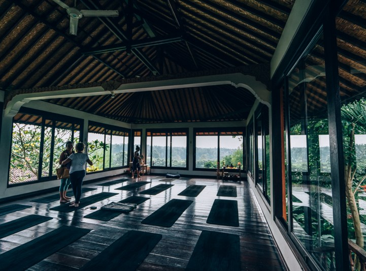 Intuitive Flow Yoga Studio Ubud