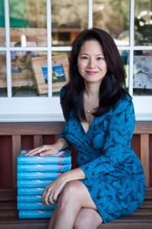 Author Darien Gee © Ann Pacheco
