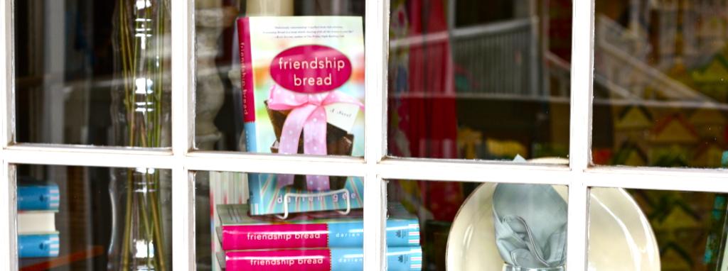Friendship Bread by Darien Gee ♥ www.dariengee.com