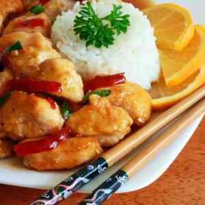 chinese orange chicken recipe authentic traditional