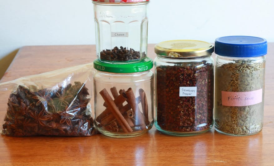 Five Spice Powder prep 4