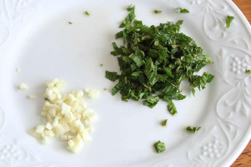 Chicken Kabobs with Tahini Yogurt Sauce prep 4