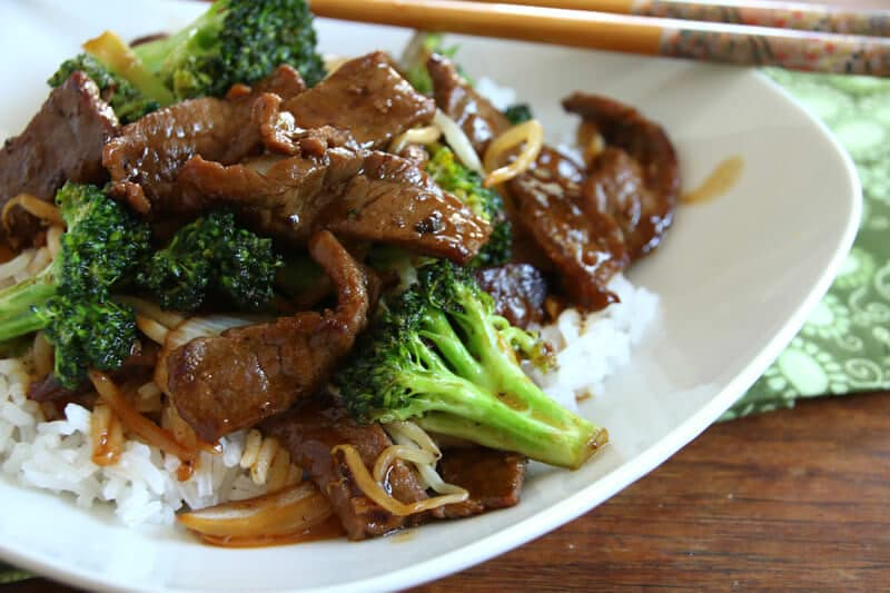 BEST Chinese Beef and Broccoli - The Daring Gourmet
