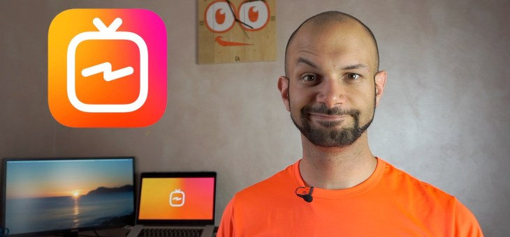 Come girare video per IGTV