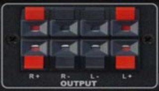 esempio di panello con connettori semmplici