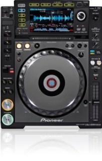 La fonte audio, pioneer cdj 2000 nexus