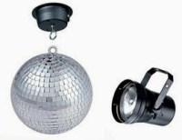 Palle a specchi old disco