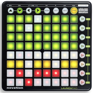 pad controller novation launchpad