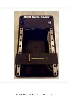Recensione Midi Note Fader