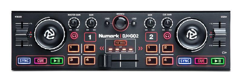 dj2go2 poket controller