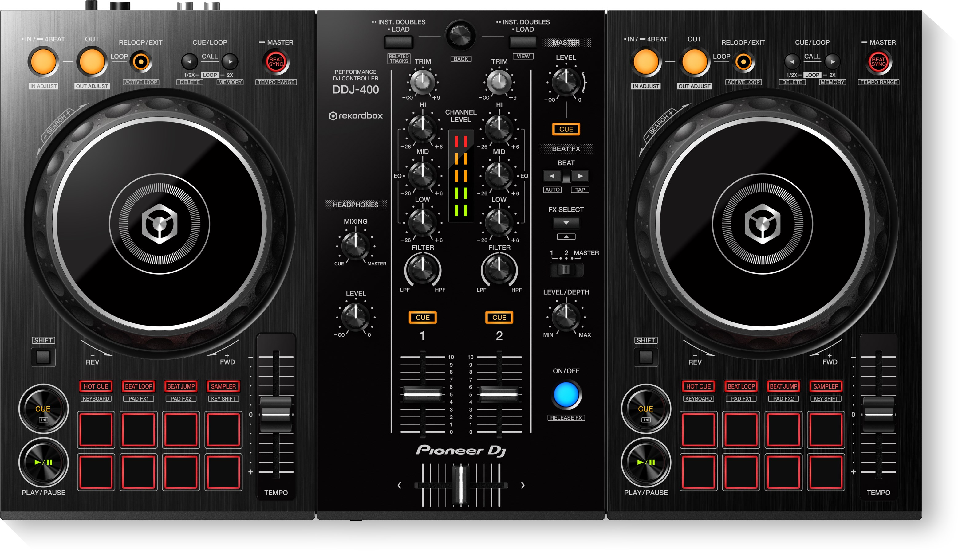 consolle pioneer ddj-400