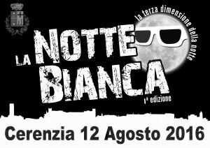 Dj Jad, Nick Bellucci - Notte Bianca 2016 Comune di Cerenzia