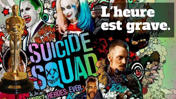 suicide squad oscar