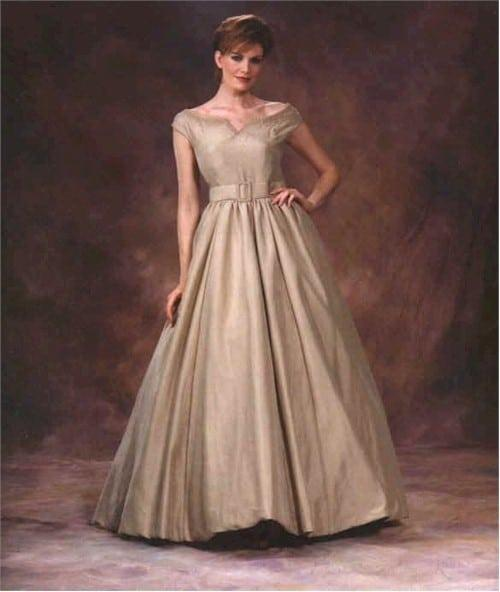 Vintage Ball Gowns from the Darius Custom Dress Collection