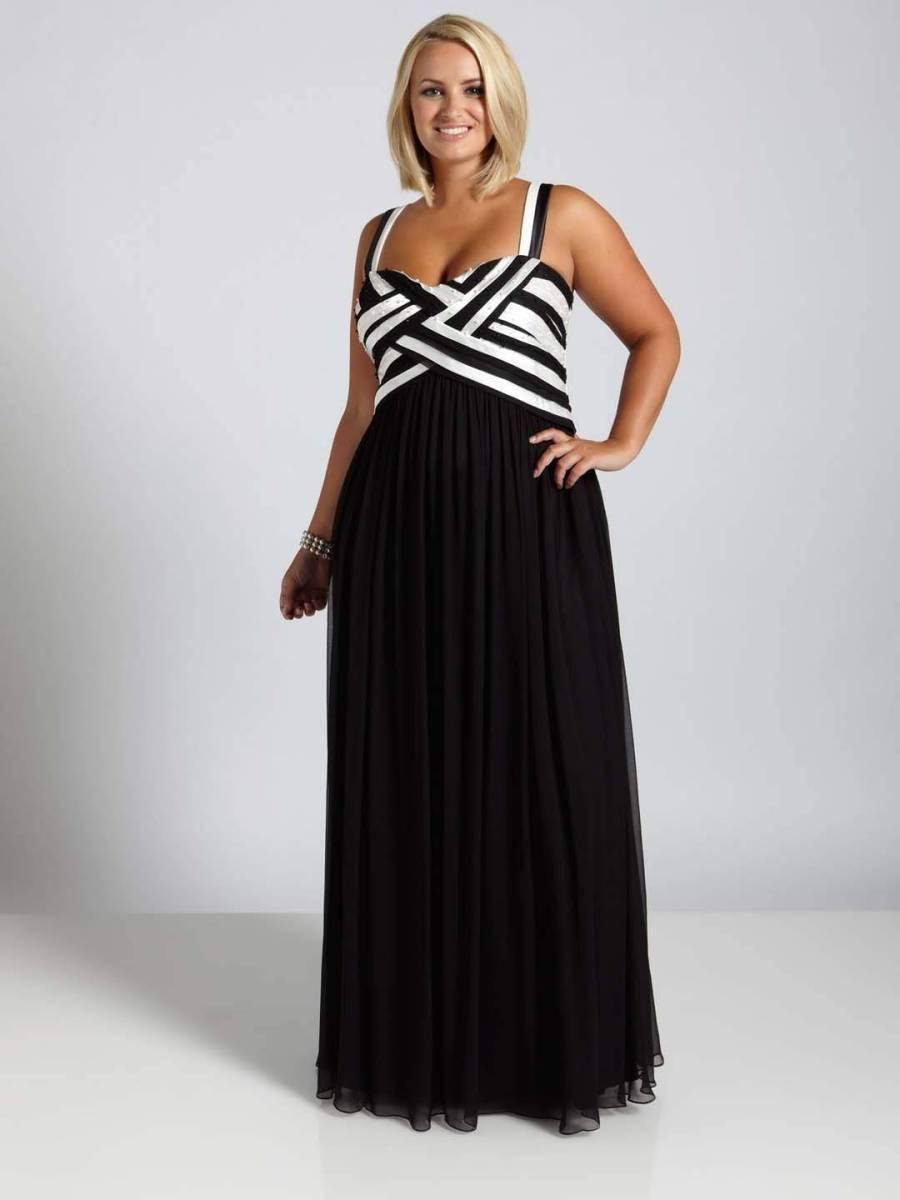 b2c75e9bc0 White Plus Size Party Dresses For Women