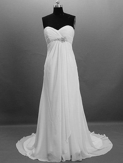 Plus Size Maternity Wedding Dresses - Darius Cordell