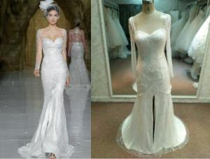 Usa Replications Of Wedding Dresses Inspired Designer Evening Gowns