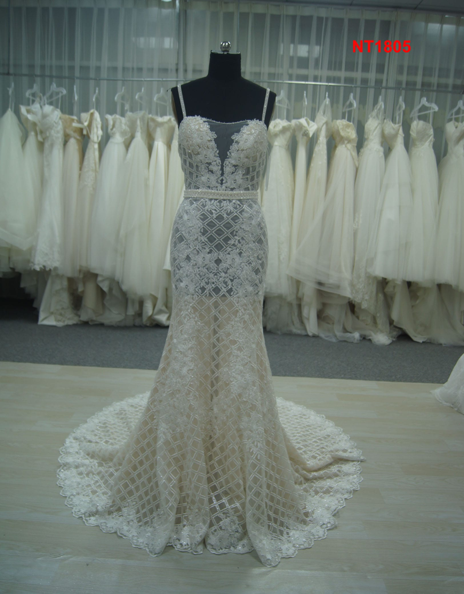 a343110ed2 NT1805 Couture bridal gowns from The Darius Cordell Collection