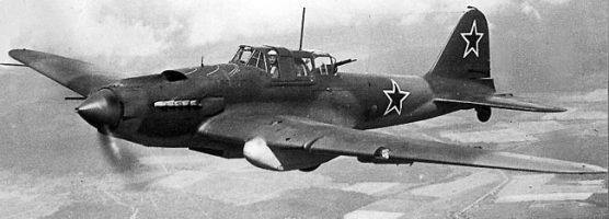 Il-2 Sturmovik, Aviation History, Soviet Union, WW2