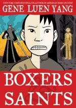 BOXERS, SAINTS, GENE YUEN LANG, GRAPHIC NOVEL, CHINA, HISTORY, BOXER REBELLION