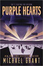 PURPLE HEARTS, MICHAEL GRANT, ALTERNATE HISTORY, BOOK, WW2