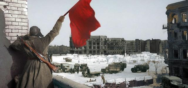 STALINGRAD, 1943, WW2, EASTERN FRONT, SOVIET UNION