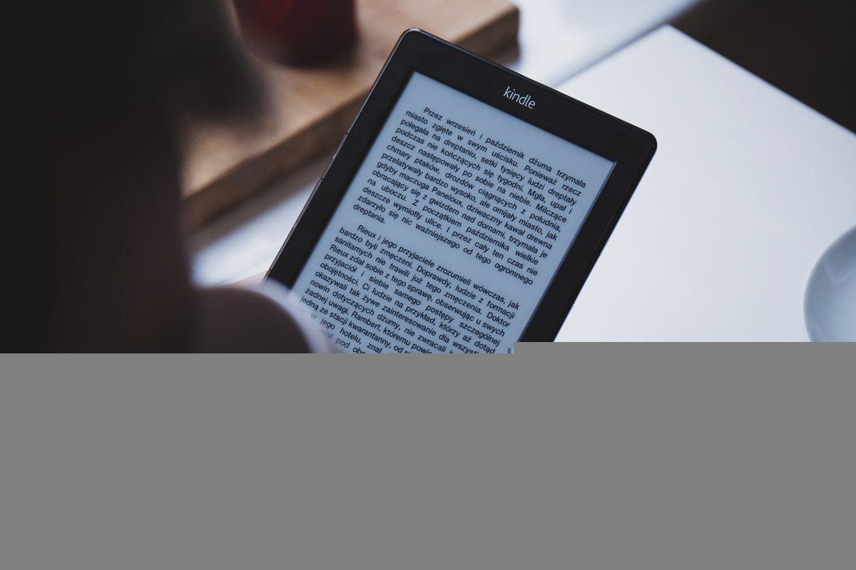 AMAZON MARKETING, EBOOK READER, KINDLE