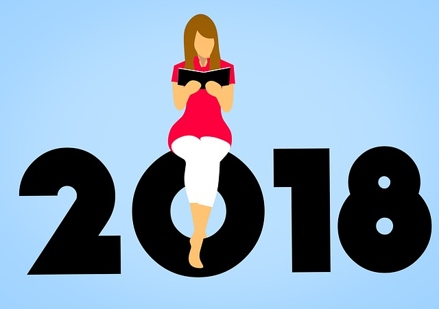 2018, NEW YEAR