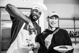 SERGE IBAKA, HOW HUNGRY ARE YOU