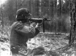MP40, WW2, WEAPONS