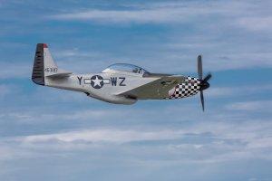 P-51, WW2, FIGHTER, WARPLANES