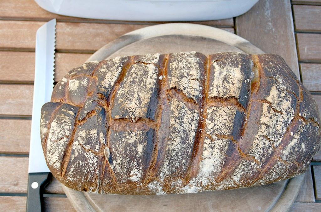 Foto von: Das ganze Brot. Darjas Welt