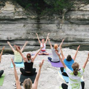 on-demand yoga app