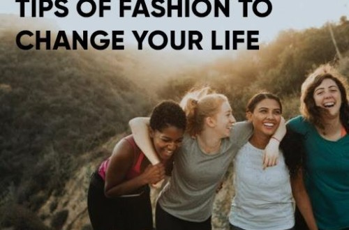 fashion change life