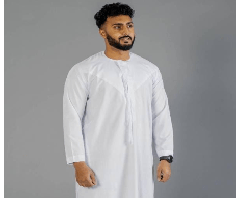 Jubba clothing