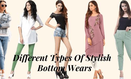bottom wears for women