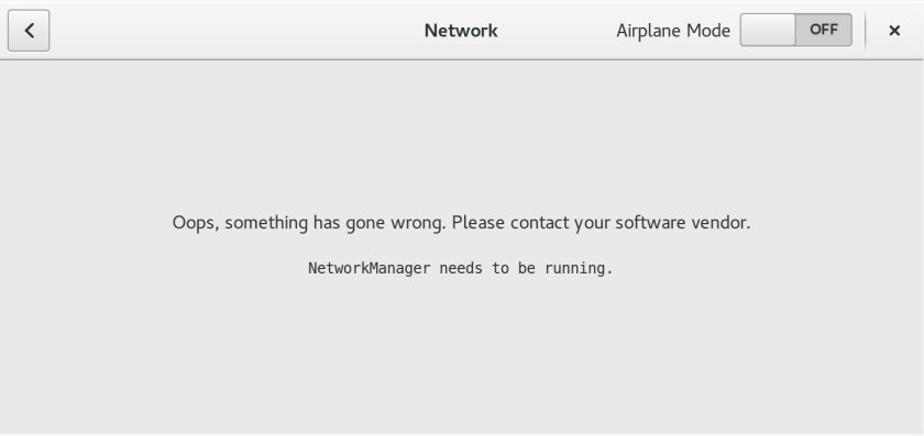 network-manager-not-running