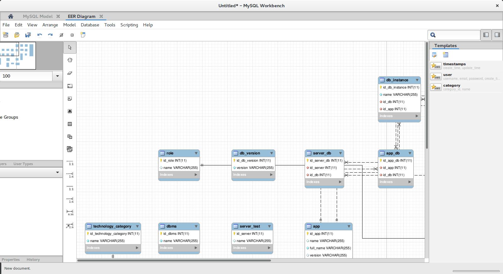 Generate Er Diagram From Mysql Db : how to generate er diagram from existing mysql database ~ A.2002-acura-tl-radio.info Haus und Dekorationen