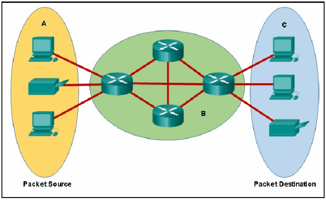 Cisco CCNA 1 Routing and Switching : Introduction to Networks Chapter 1 Quiz