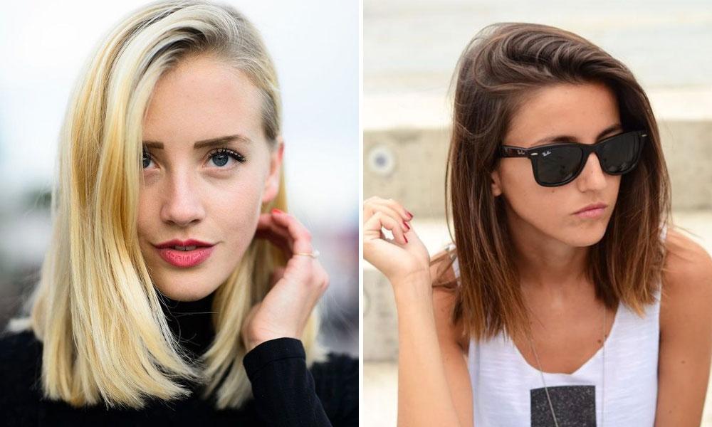 What Does Short Medium Long Hair Means Dark Brown Hair