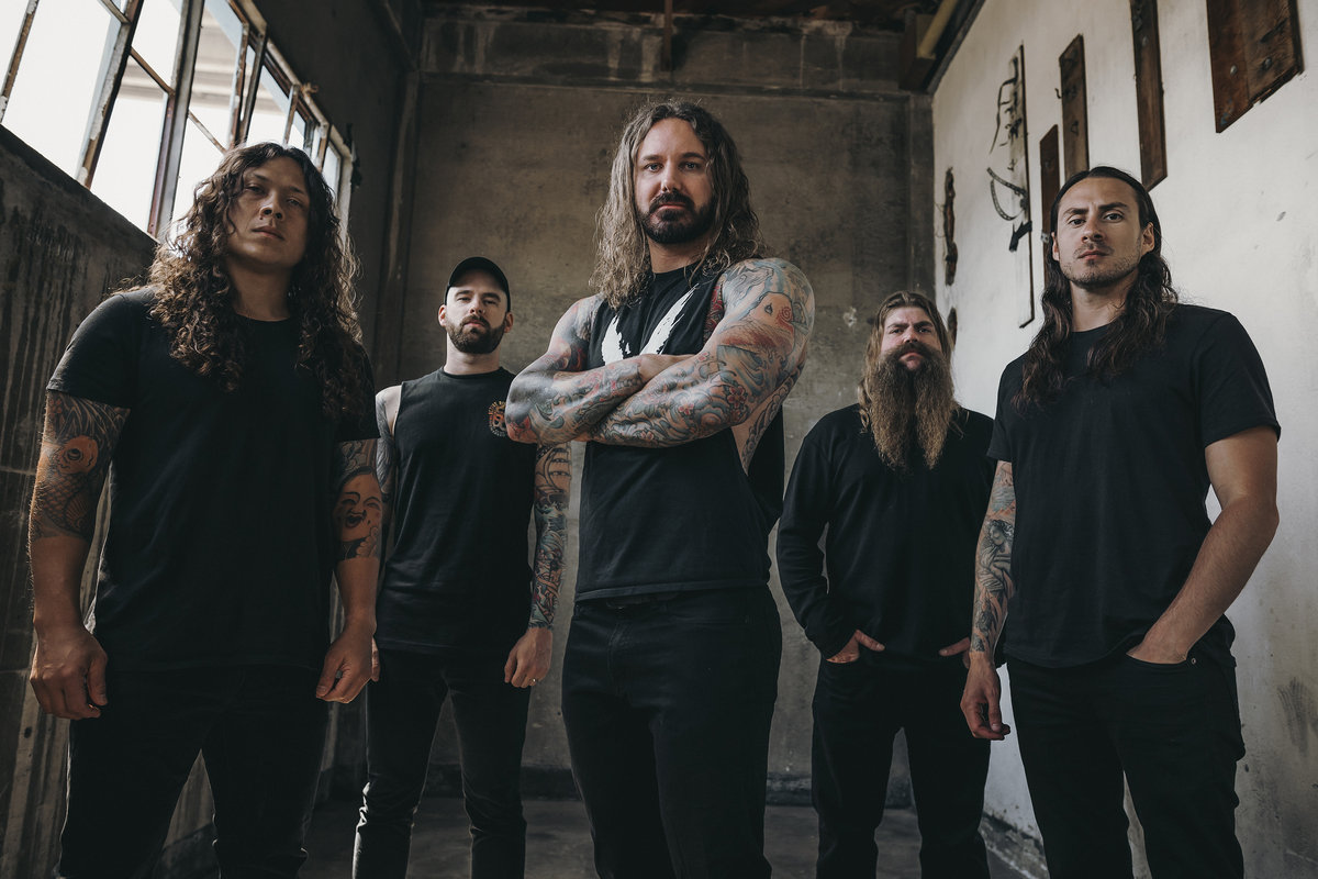 As I Lay Dying release new Single to Support Health Workers.