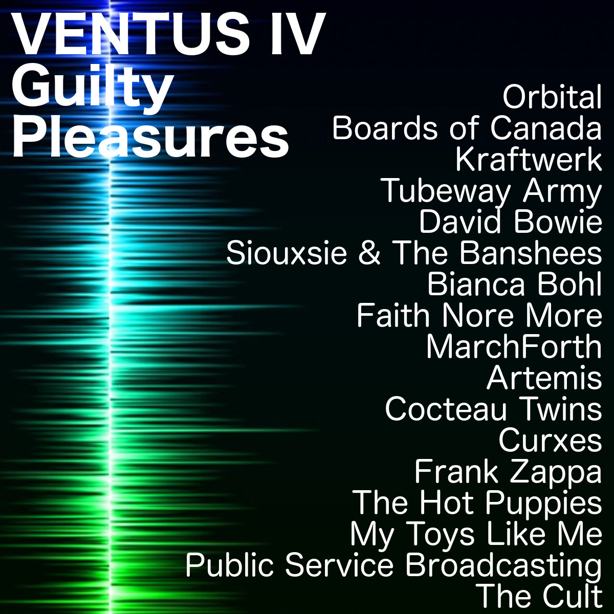 Ventus 4 Guilty Pleasures