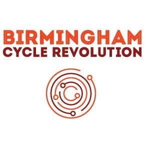 Birmingham cycle revolution logo