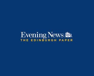 Edinburgh evening news logo