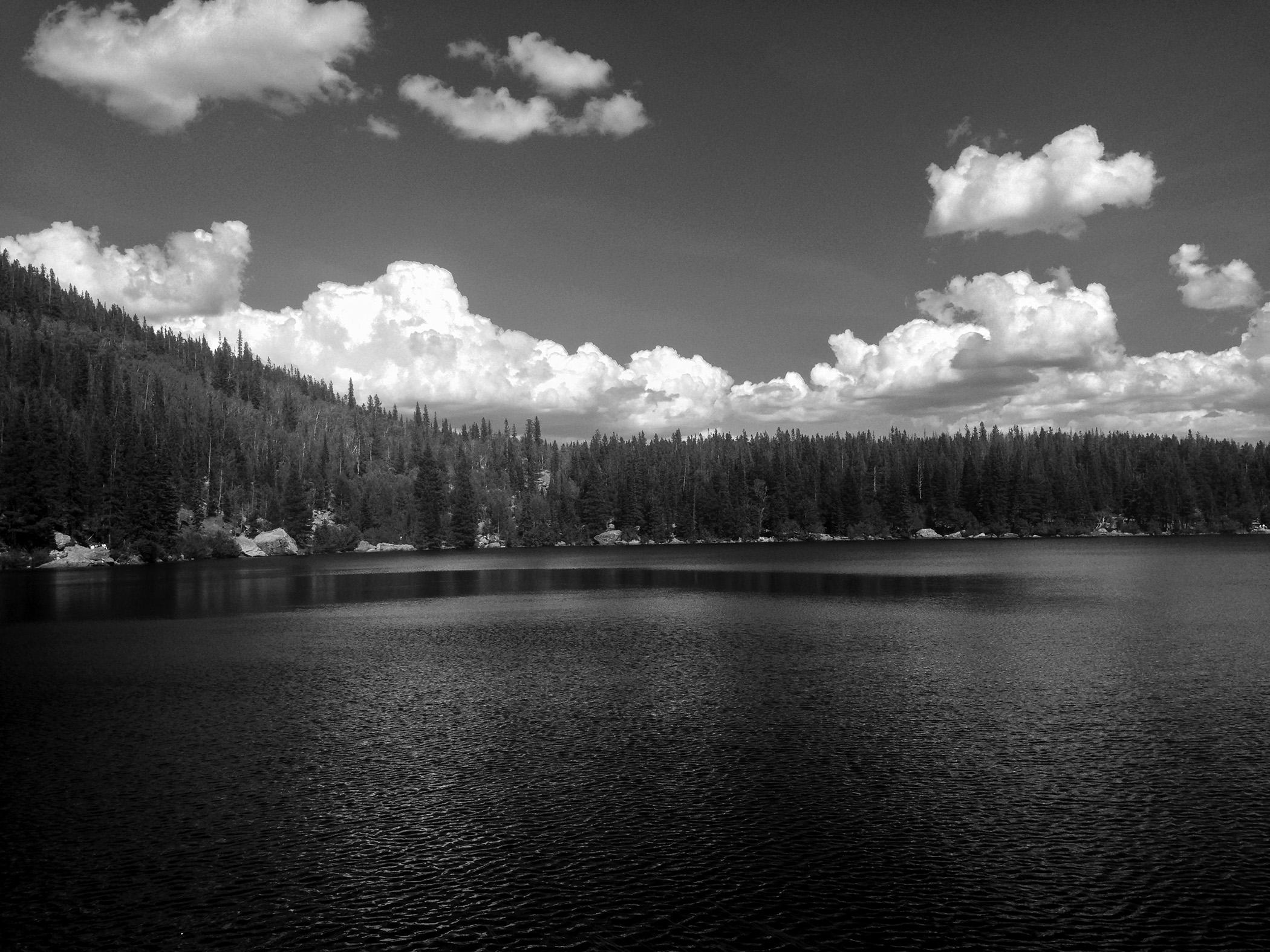 Bear Lake, Rocky Mountain National Park, Colorado