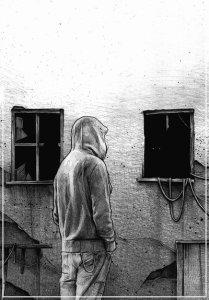 lonely man - daniel grzeszkiewicz