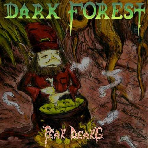 Dark Forest Fear Dearg