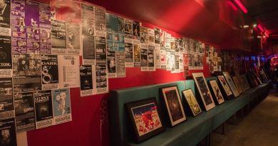 Exposition au Sonic : 13 ans de concerts en affiches